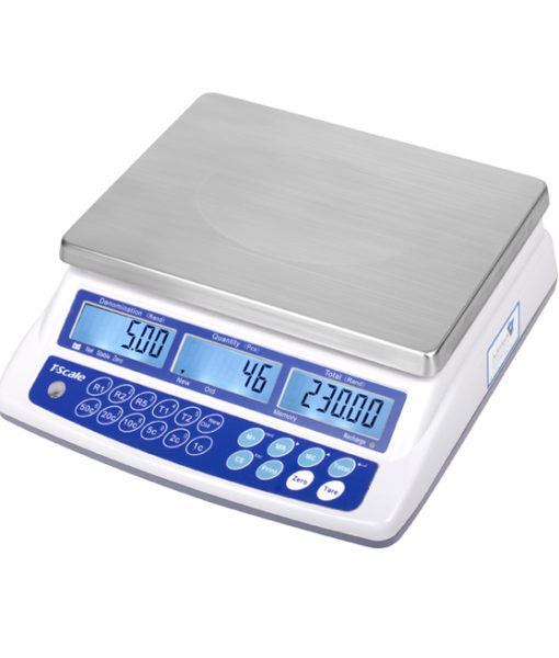 AVANSA Bulk Coin Scale 4600 Coin Counter right preview