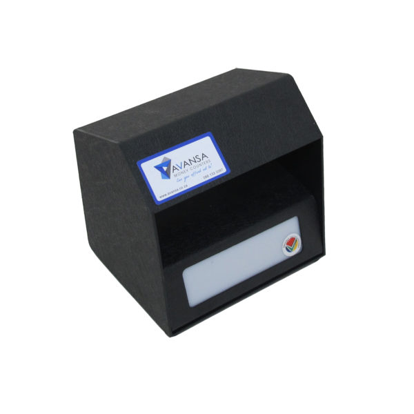 AVANSA MegaDetect 185 Counterfeit Detector left preview