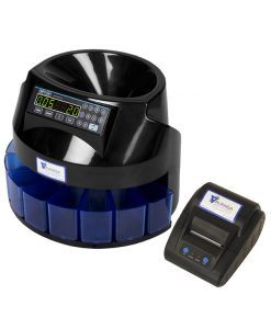 AVANSA Super Coin 1100 Coin Counter with printer right preview
