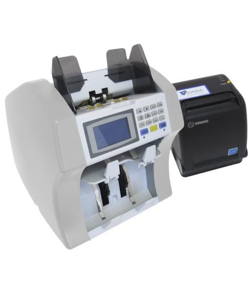 AVANSA Super sort 2900 with printer left preview